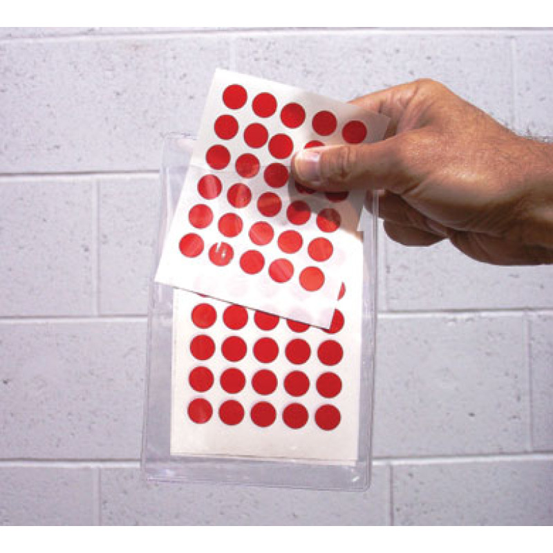 red dot sheets