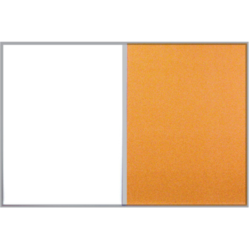 bulletin board whiteboard combo for cubicle divider