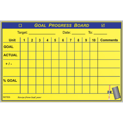 goal performance whiteboard kit