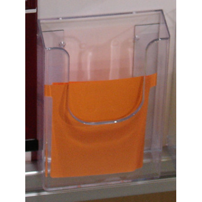 magnetic plastic container for whiteboards