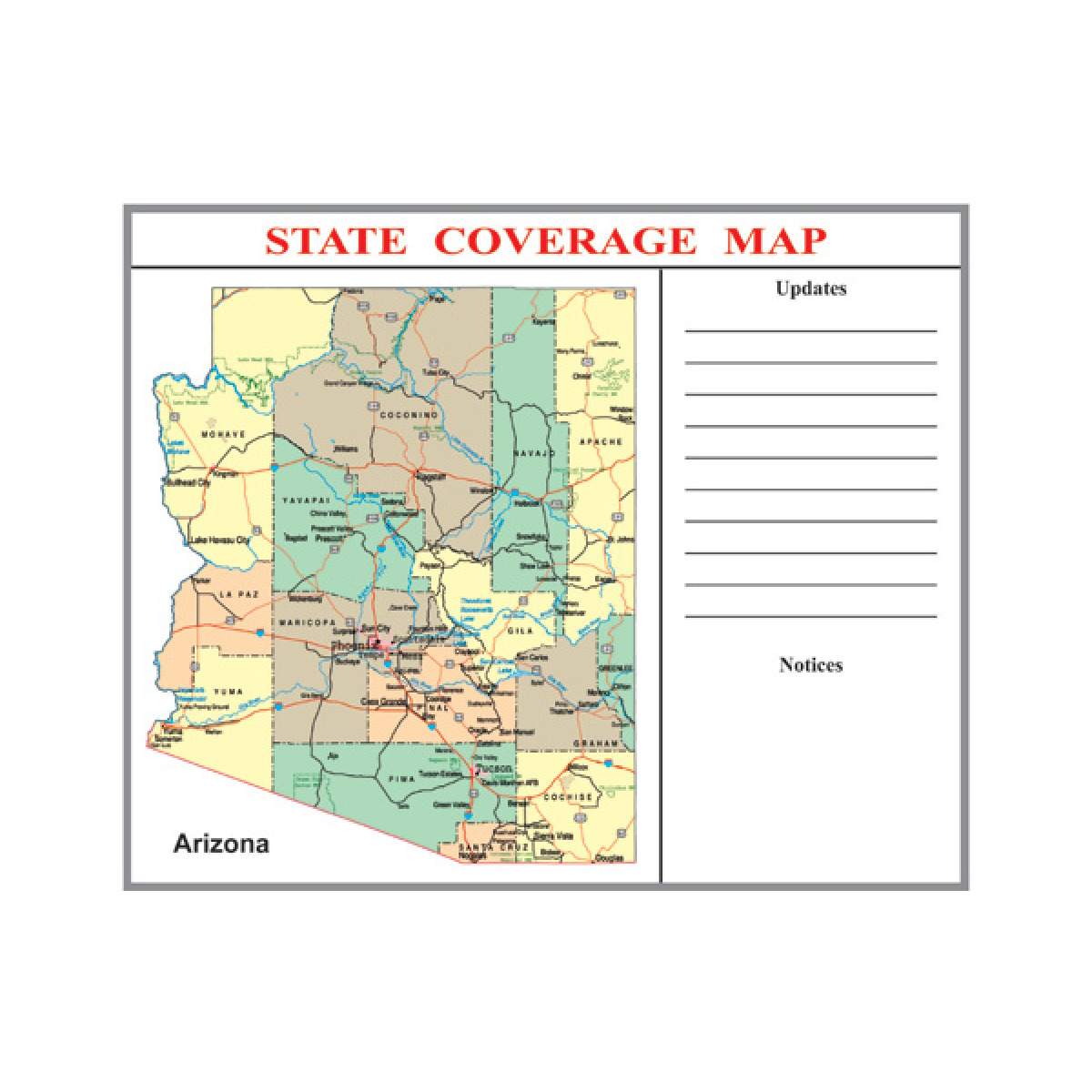 state map whiteboard