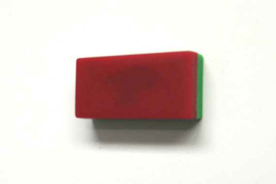 two sided rectangular memo magnets