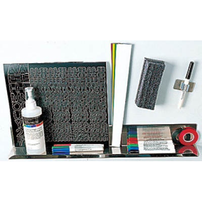 whiteboard accessory kit contents